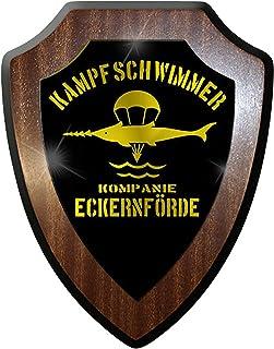 Tasse Kampfschwimmer Kompanie Eckernförde Logo Wappen Abzeichen Marine #31427