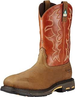 Men's Workhog Wide Square Toe CSA Composite Toe Work Boot