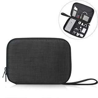 Patu Portable 8 Inch Tablet Sleeve Accessories Case, Home Travel Organizer for iPad Mini 4 3 2, Tablets Up to 8
