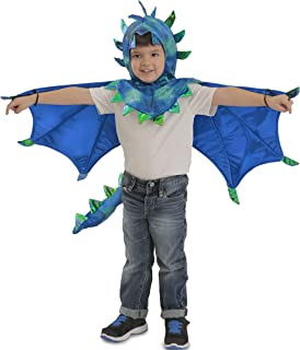 Kids Hooded Sully Dragon Costume