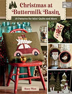 Best christmas ornament quilt pattern Reviews