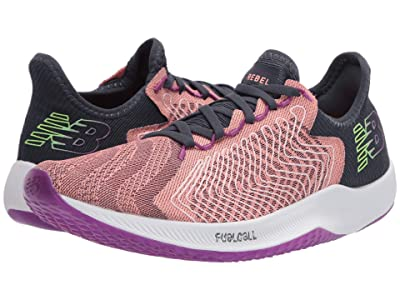 New Balance FuelCell Rebel (Ginger Pink/White) Women