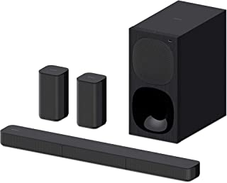 Sony HT-S20R Real 5.1 channel Surround Soundbar with Dolby Digital, Home Cinema System