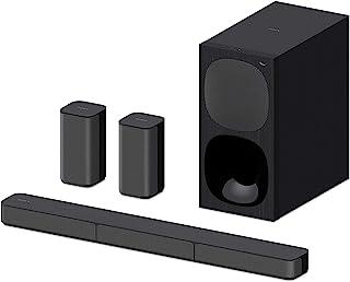 سوني HT-S20R محول صوت محيط 5.1 قناة مع نظام دولبي الرقمي والسينما المنزلية