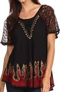 Best indian sequin tops Reviews