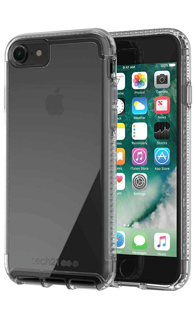 Pure Clear Case for Apple iPhone 7/8 -