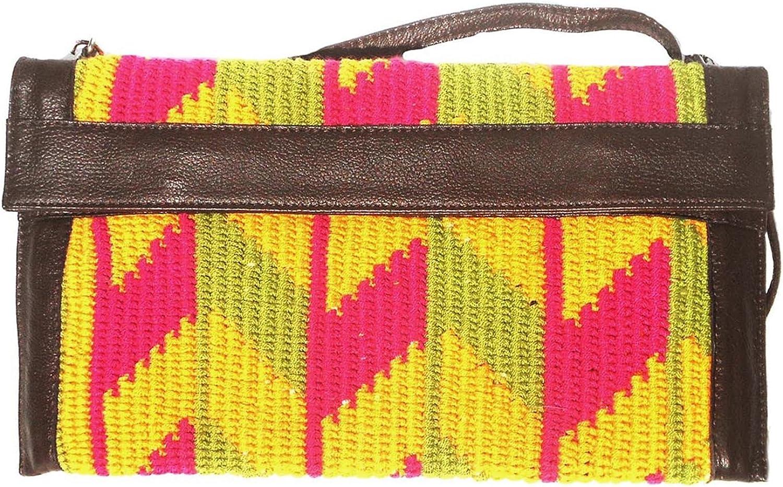 SeaSalt Wayuu Handmade Clutch WC15