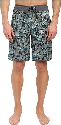 Whitecap Boardshorts