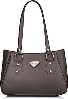 Fostelo Women's Titanic Handbag (Brown) (FSB-1183)
