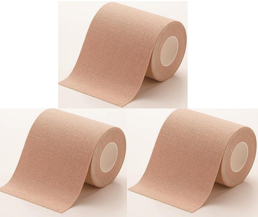 中に関連付けるストロー汗かきさんの直貼りワイド汗取りシート3個組 (ヒアルロン酸配合?抗菌加工)