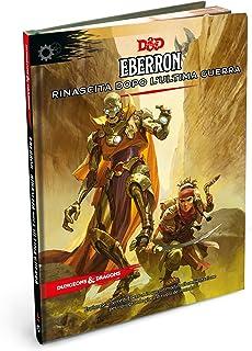 Asmodee - Dungeons&Dragons, Quinta Edizione: Eberron, Modulo d'Ambientazione, Edizione in Italiano, 4060