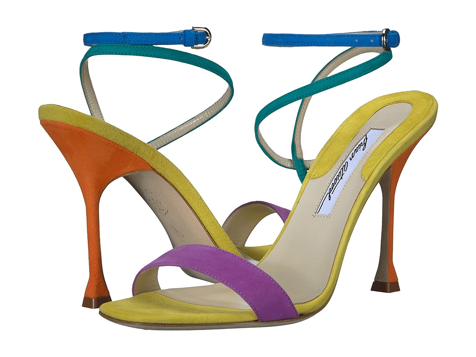 Brian Atwood SiennaAtmospheric grades have affordable shoes
