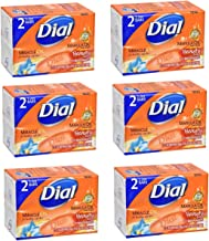 Lot of 12 Bars Dial Miracle Oil Beauty Bar Soap with Moisturizers 3.2 oz each