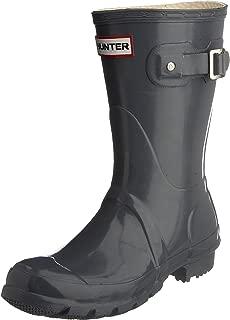 Women's Boots Original Short Gloss Snow Rain Boots Water Boots Unisex 5-10