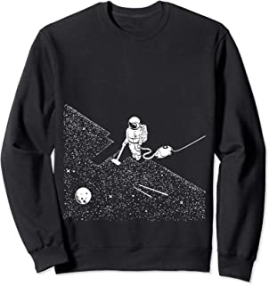 Space Vacuuming Sweatshirt