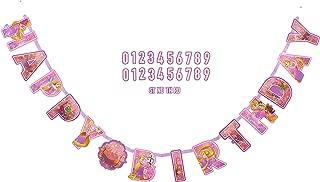 Jumbo Add-an-Age Letter Banner | Disney Rapunzel Dream Big Collection | Birthday
