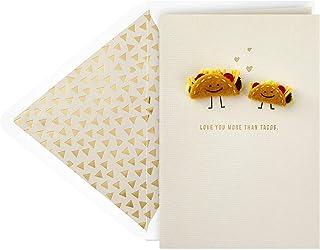 Hallmark Signature Mothers Day Card (Tacos)