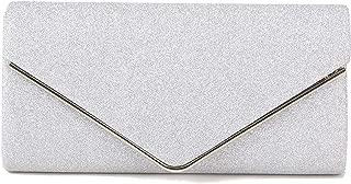 Clutch Purses for Women Evening Bags Sparkling Shoulder Envelope Party Cross Body Handbags