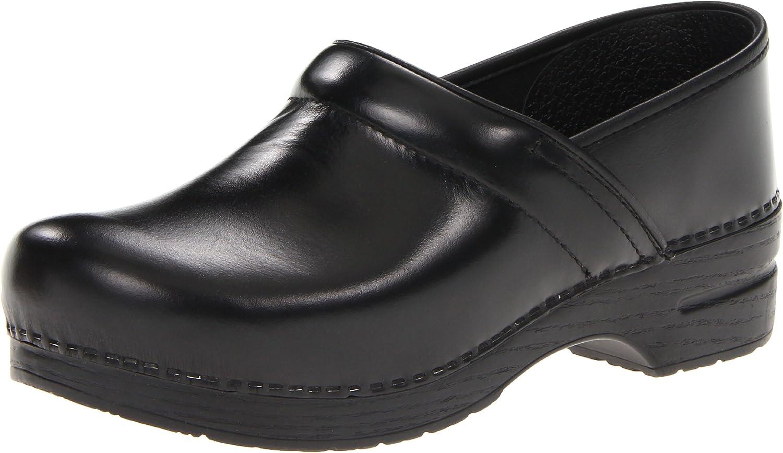 Dansko Men's Professional Cabrio Leather Men's Clog