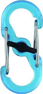 Nite Ize S-Biner MicroLock Polycarbonate - 2 Pack - Blue