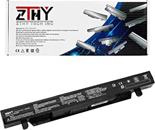 ZTHY A41N1424 Laptop Battery Replacement for ASUS (ROG) GL552 GL552V GL552VW GL552J GL552JX ZX50V ZX50VW ZX50JX X50J ZX50 JX4200 JX4720 FX-Plus FX-PRO 6300 6700 15V 48Wh
