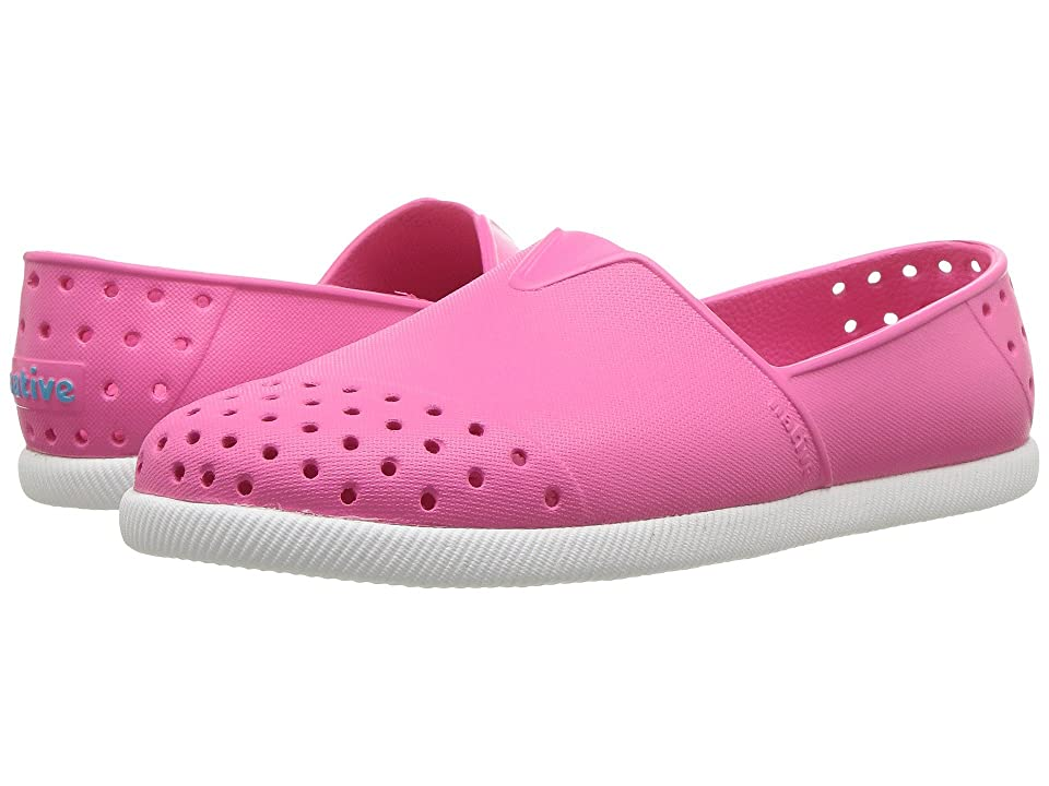Native Kids Shoes Verona (Little Kid) (Hollywood Pink/Shell White) Girl