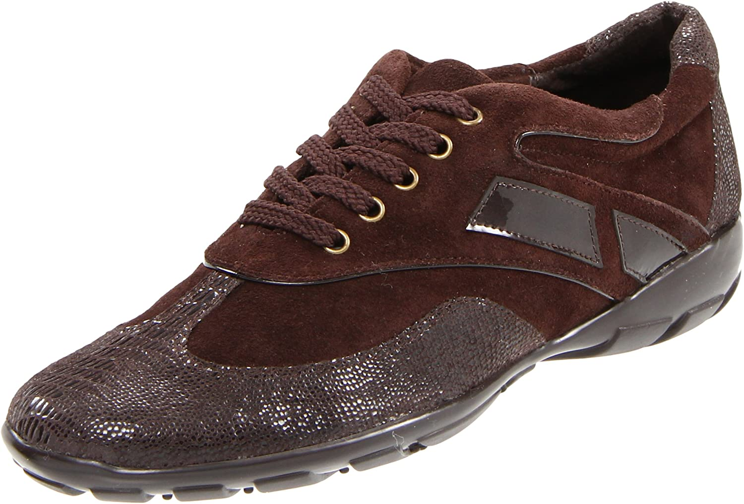 VANELi Women's Aleria Fashion Sneaker,Brown,10 M US