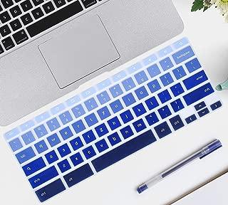 iKammo Keyboard Cover Skin Compatible Samsung Chromebook 11.6