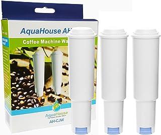3x AH-CJW Compatible pour Jura Claris White filtre à eau cartouche machine à café Impressa
