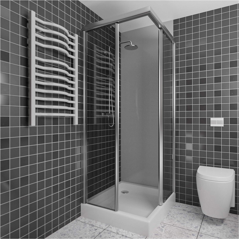 A+H Kunststoffplatte als Duschrückwand Duschverkleidung ...