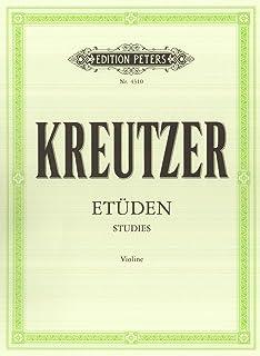 ETUDES(42) (DAVISSON) VIOLON: für Violine Solo