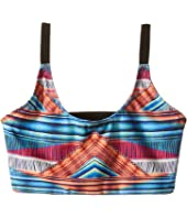 Onzie Kids - Graphic Bra Top (Big Kids)