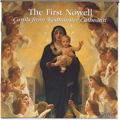The First Nowell Carols From Westminster Cathedral By Westminster Cathedral Choir David Hill James O Donnell On Amazon Music Amazon Com