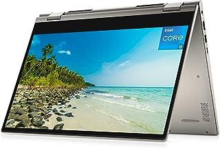 لاب توب 2021 أحدث ديل انسبايرون 14 بوصة 2 في 1 HD شاشة لمس الجيل 11 انتل كور i5-1135G7، ذاكرة DDR4 32 جيجابايت ، ذاكرة 1 ت...