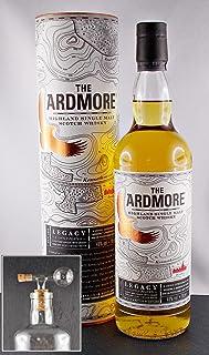 The Ardmore Legacy Single Malt Whisky  1 Glaskugelportionierer