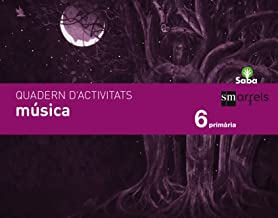 Quadern música. 6 Primària. Saba - 9788467579512