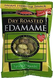 Dry Roasted Edamame Spicy Wasabi 8/0.79 oz Pkts