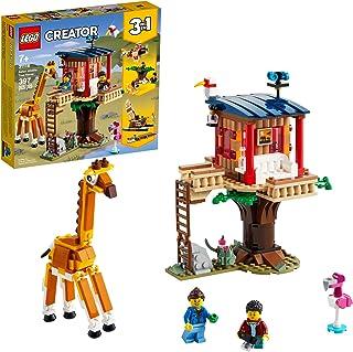 LEGO Creator 3in1 Safari Wildlife Tree House 31116...