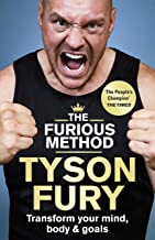 The Furious Method: The Sunday Times bestselling guide to a healthier body & mind