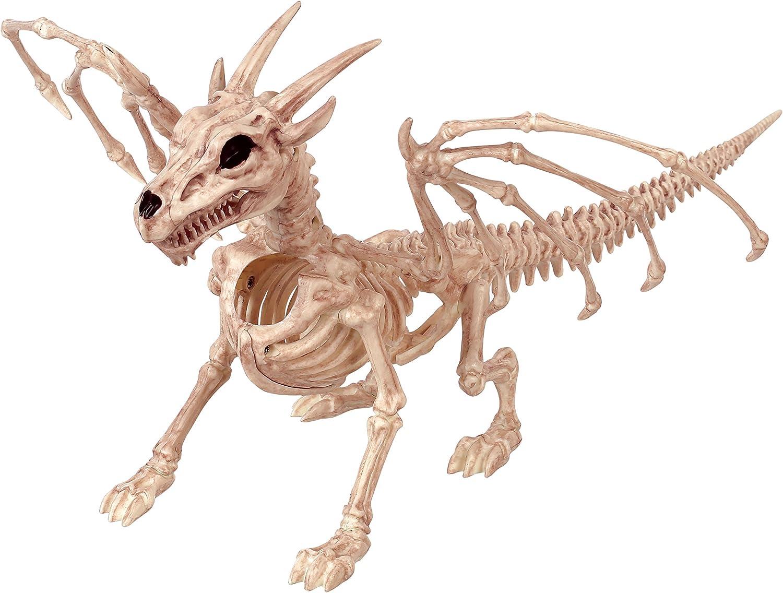 """Skeleton Dragon Prop 9/"""""""