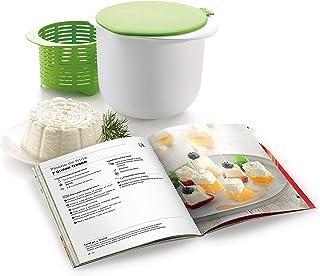 comprar comparacion Lékué - Kit para elaborar queso fresco y libro de recetas en español