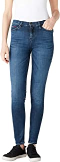 Tommy Hilfiger Kadın Skinny Kot Pantolonlar HORIZON DARK BLUE STRE