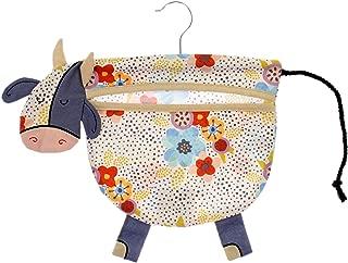 Ulster Weavers Daisy Cow Shaped Peg Bag