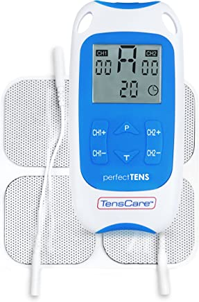 TensCare Perfect TENS Pain Relief Machine - 痛み緩和マシン