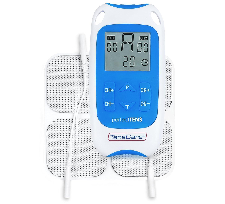 要求ゴミポータブルTensCare Perfect TENS Pain Relief Machine - 痛み緩和マシン