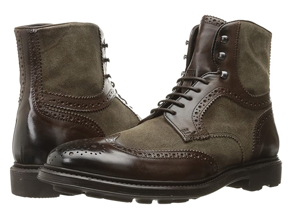 To Boot New York Hobson (Brown/Sand) Men
