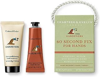 Crabtree & Evelyn Tratamiento Mini para Manos de 60 Segundos,  2 envases de 25g