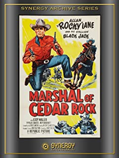 Marshal of Cedar Rock (1953)