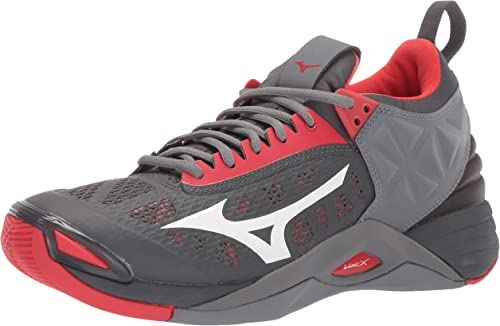 mizuno womens volleyball shoes size 8 x 3 foot amazon
