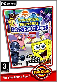 Spongebob SquarePants: Lights Camera Pants (PC) (UK)